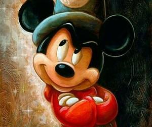 mickey, disney, and magic image