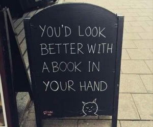 book, quote, and better image