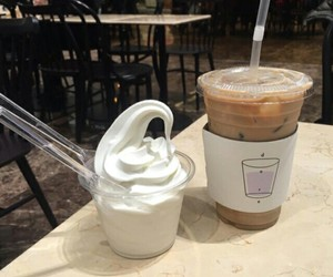 coffee and ice cream image