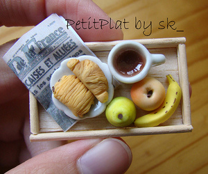 banana, dollhouse, and breakfast image