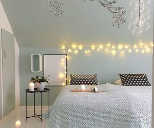 atmosphere, bedroom, and winter image