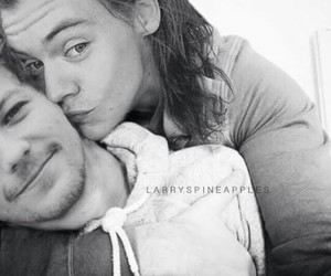 larry, larry stylinson, and harry image