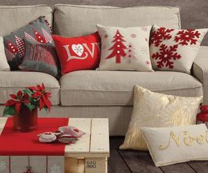 christmas, room, and decoration image