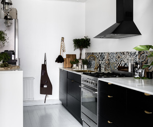 decoration, ideas, and kitchen image