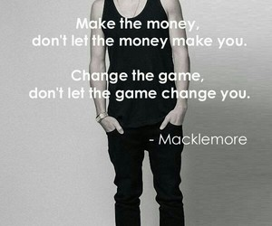 game, money, and quote image