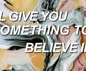 young the giant and something to believe in image