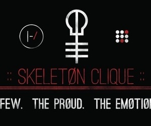 the proud, tøp, and the emotional image