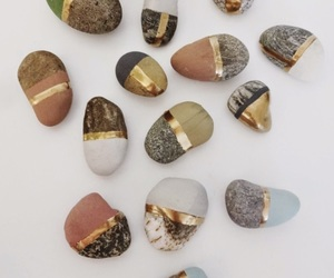 stone, gold, and beautiful image