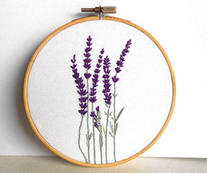 contemporary art, etsy, and hand embroidery image