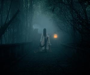 china, macabre, and creepy image