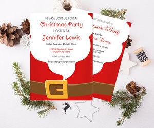 etsy, diy invitation, and party invitation image