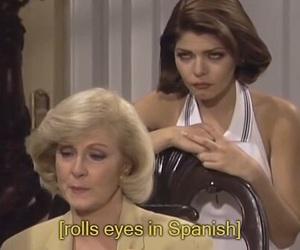 funny, spanish, and grunge image