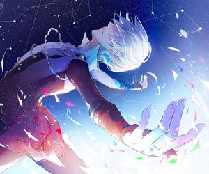 yuri on ice, anime, and viktor image