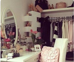 room, clothes, and pink image