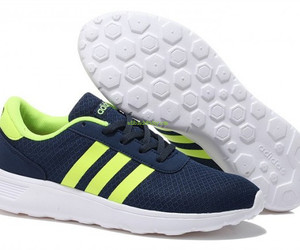 navy blue and adidas neo image