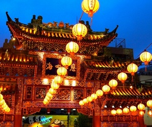 new year and chinese new year. image