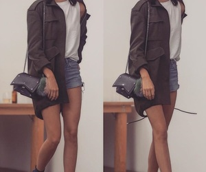 jenner, fashion, and Kendall image