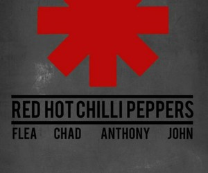 band, music, and rhcp image