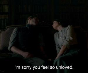 sad, subtitles, and penny dreadful image