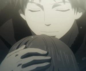 anime, suwa, and orange image