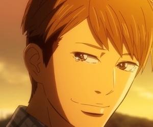 anime, orange, and shoujo image