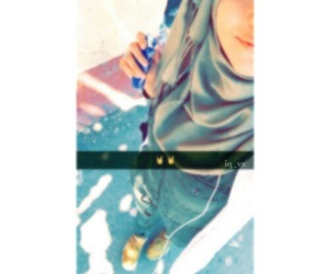 girl, style, and محجبات image