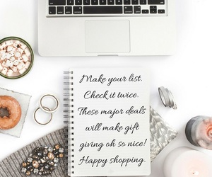 pretty, shopping, and style image