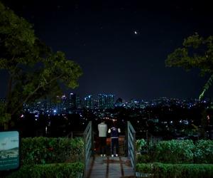 city, Korean Drama, and moments image