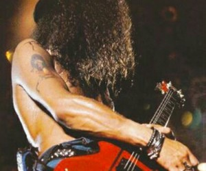 Guns N Roses and slash image