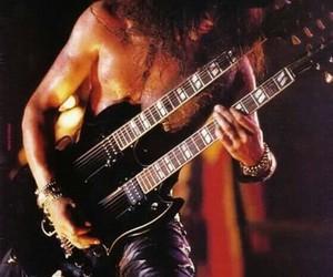 Guns N Roses, slash, and saul hudson image