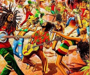 bob marley, reggae, and inspiration image
