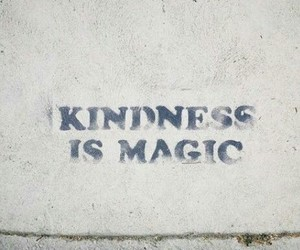 kindness and magic image