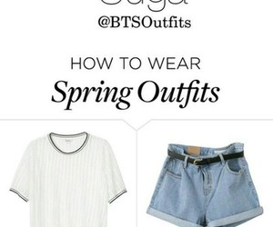 kpop, outfit, and bts image