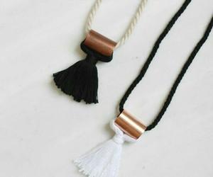 bracelets, diy, and earrings image