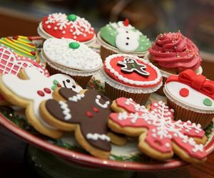 Cookies, christmas, and sweet image
