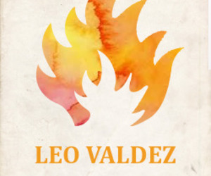 leo valdez and books image