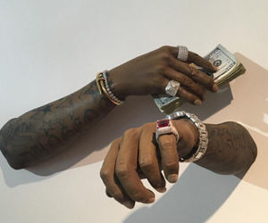 Tattoos and cyber ghetto image