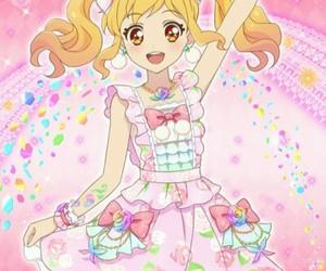 anime girl, beautiful, and aikatsu stars image