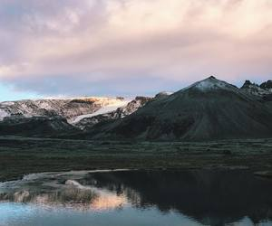 iceland, Island, and lake image