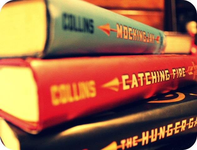 black, blue, and books image