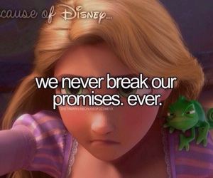 disney, rapunzel, and because of disney... image