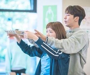 kdrama, lee sung kyung, and kim bok joo image
