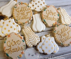 Cookies, cottage, and dessert image