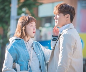 kdrama, lee sung kyung, and weightlifting fairy image