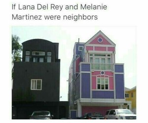 melanie martinez, lana del rey, and funny image