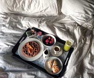 breakfast, delicious, and yum image