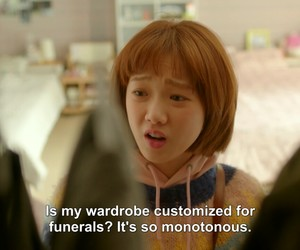 quotes, kdrama, and lee sung kyung image