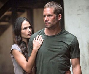 paul walker, jordana brewster, and mia toretto image