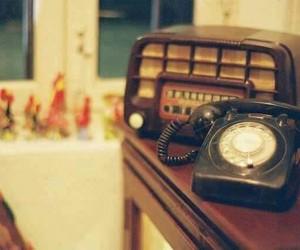 انتيكا, antique, and old phone image