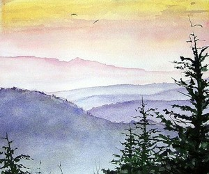 watercolor and art image